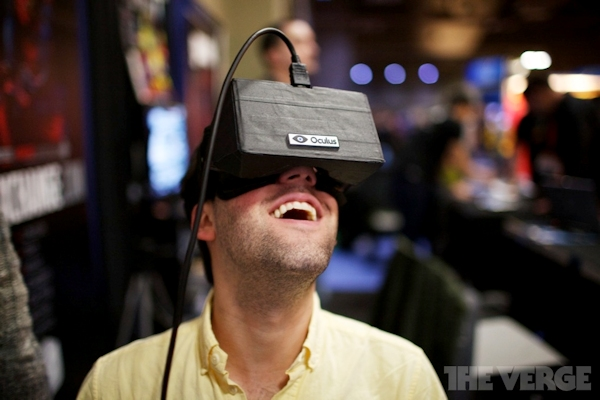 Oculus Rift at SXSW: Is Virtual Reality the Holy Grail of Gaming?